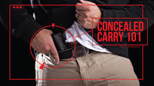 Concealed Carry 101 Class