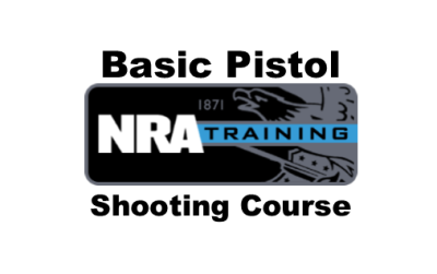 NRA Basic Pistol Training
