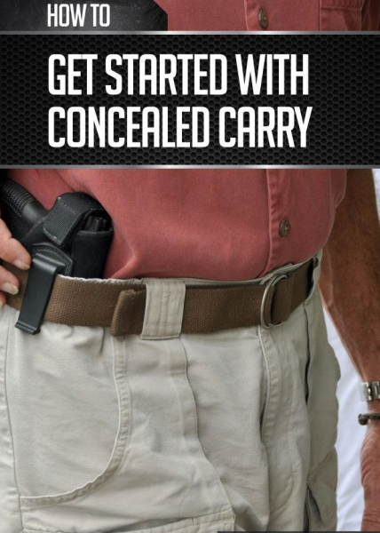 Get Started with Concelaed Carry