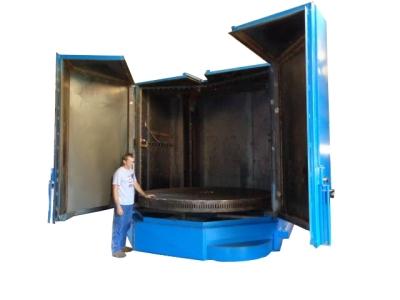 Intercont Custom Frontload Washer with Double Doors  120-96