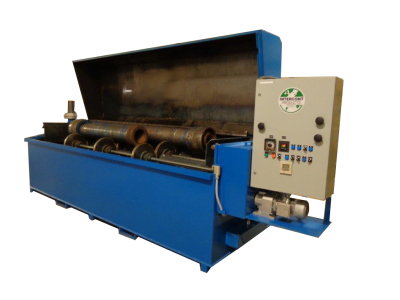 Intercont Custom Lubircator Tube Washer built for Oil Fields