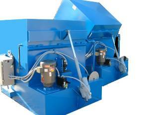 Intercont Custom Top Load Part Washer