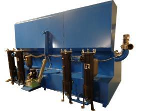 Intercont Custom Built Lubricator Tube Washer built for Oil Fields