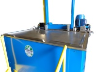 Immersion Part Washer, Immersion Washer Lid, Intercont Immersion Part Washer