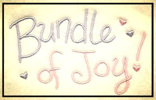 Bundle of Joy Graphic