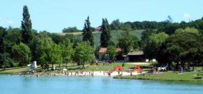 Lac de Lougratte