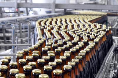 High Speed Bottling Line