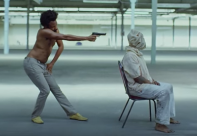 DONALD GLOVER: A RETURN TO CHILDISH THINGS