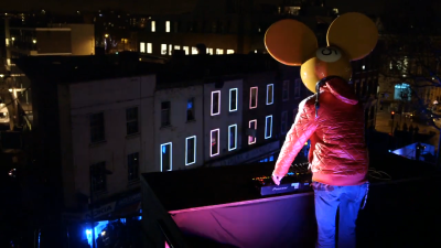 DEADMAU5/ NOKIA: DON'T BE AFRAID OF THE DARK