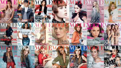 BRITISH VOGUE: A BRIEF HISTORY OF 100 YEARS