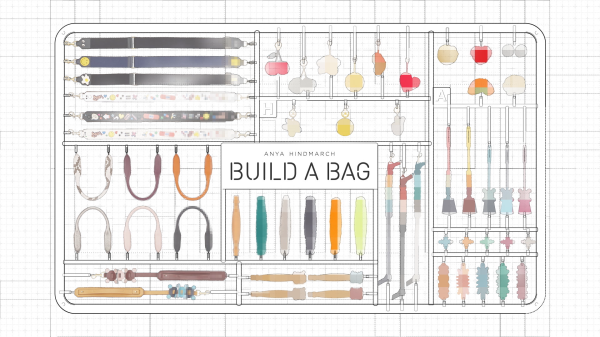 "ANYA HINDMARCH - ""Build-A-Bag"""
