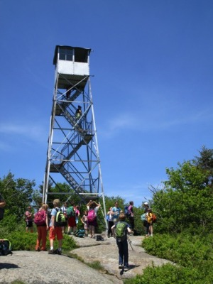 Firetower Anniversary Celebration