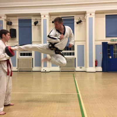 Hall of fame martial art taekwondo john mcnally