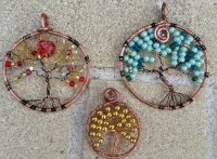 Palm Harbor Creative Arts Center Tree of Life Jewelry  Class