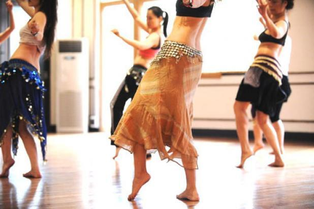Palm Harbor Creative Arts Center Belly Dancing