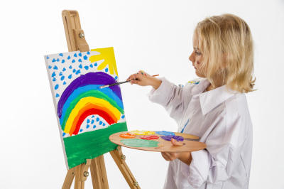 kids art classes, crafts for kids