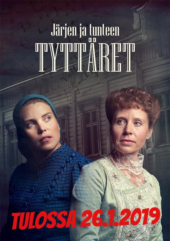 JÄRJEN JA TUNTEEN TYTTÄRET - Porin Teatteri 2019