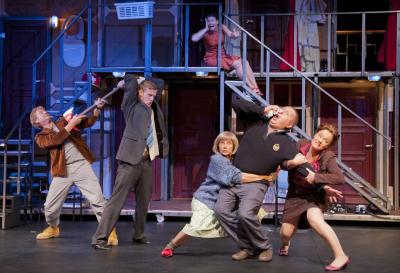 EI KETÄÄN KOTONA - Kotkan kaupunginteatteri 2012