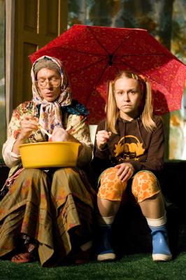 KYMMENEN TIKKUA LAUDALLA - Ahaa Teatteri 2008