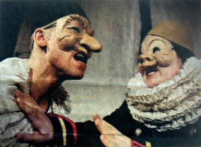 SISILIALAINEN eli maalarin rakkaus - Näty-off 2002