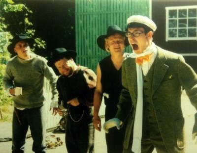 PETTERI - Naistenhurmaajat, Törnävän kesäteatteri 2001