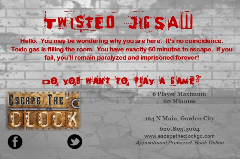 Twisted Jigsaw is LIVE!