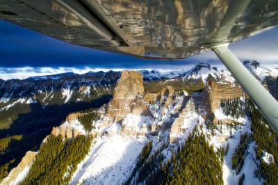 Scenic Flights Gunnison and Crested Butte