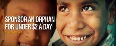 Sponsor an orphan 50$/ month