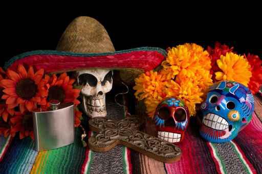 Day of the Dead~Dia de los Muertos