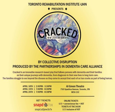 Cracked - A New Light on Dementia