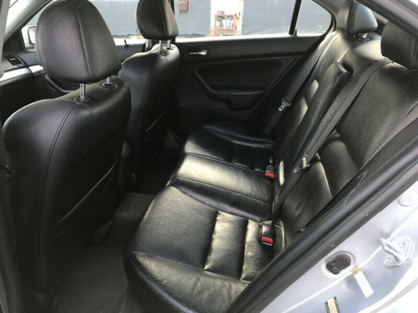 2004 Acura TSX    Automatic