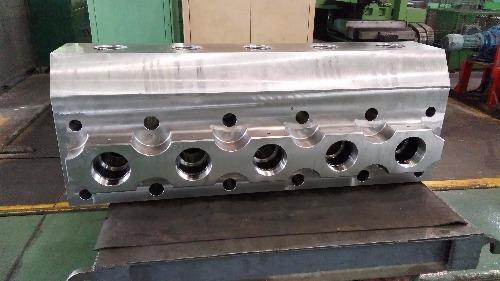 Frac pump module