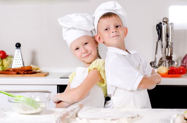Kids Cook School