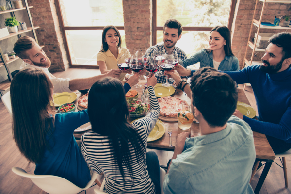 Home Dining Packages