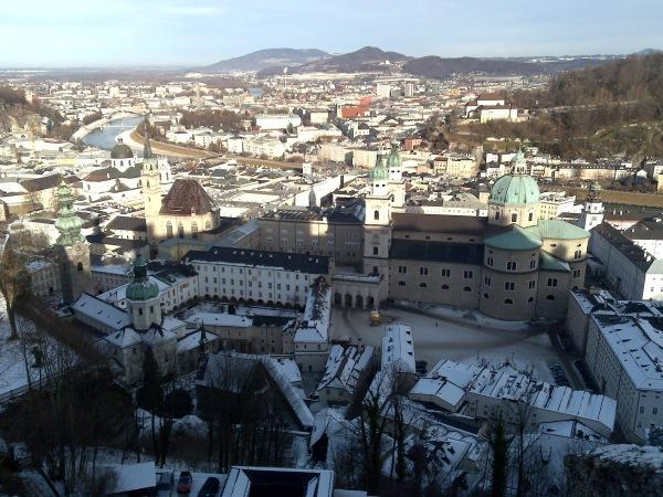 Winter Wanderland:Salzburg