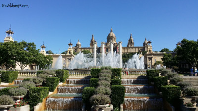 My five things to do in Barcelona