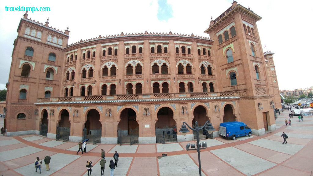 Madrid: Bullfighting.