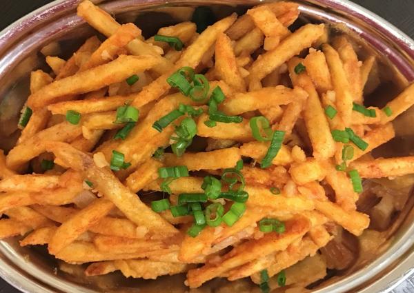 Nepali Fries $5.99