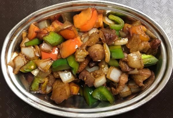 Pork Chilli $10.99