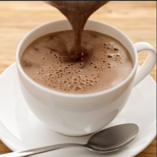 Himalayan Hot Chocolate $3.5