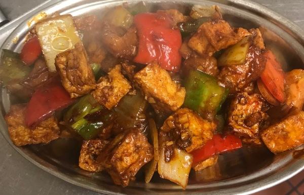 Chili Tofu  $9.99
