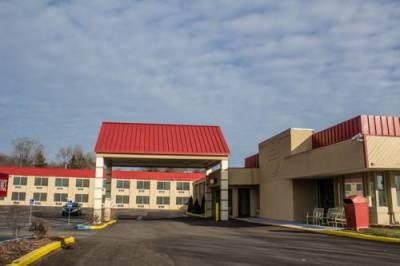 Red Roof Inn, Muskegon, MI