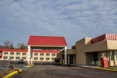 Red Roof Inn, Muskegon, MI