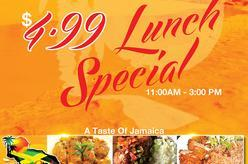 Lunch Special Lunch Special