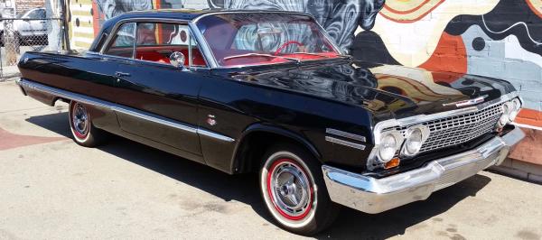 Impala SS, impala, ss409