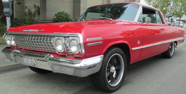 Impala ss, ss, ss409, impala