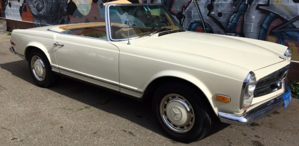 1968 Mercedes-Benz 280SL - SOLD