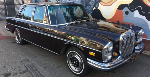 1969-Mercedes-Benz 280SE Sold