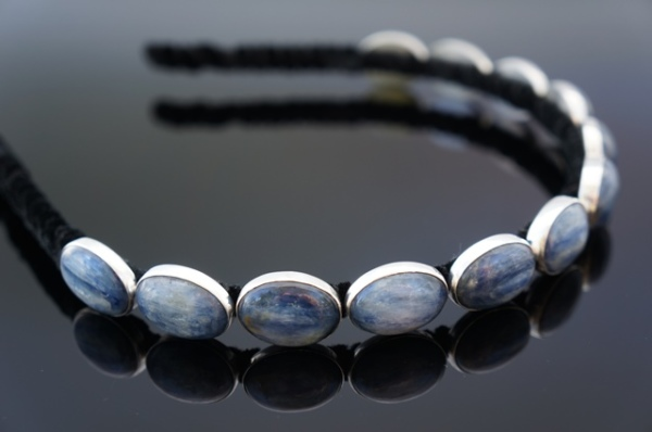 Kyanite Headband
