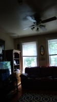 Occupied Staging (Before)